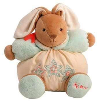 Заяц Kaloo 9600418 мягкая игрушка Medium chubby Rabbit 25 см Коллекция Kaloo Follies Франция