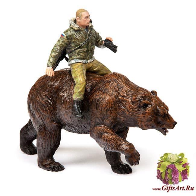 путин-медведь