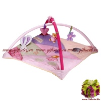 Коврик Kaloo развивающий Lilirose Activity Playmat  коврик 80 х 80 см Коллекция Kaloo Lilirose Франция