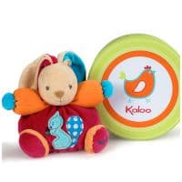 Заяц Kaloo 9632594 мягкая игрушка Small Rabbit Squirrel 18 см Коллекция Kaloo Colours  Франция